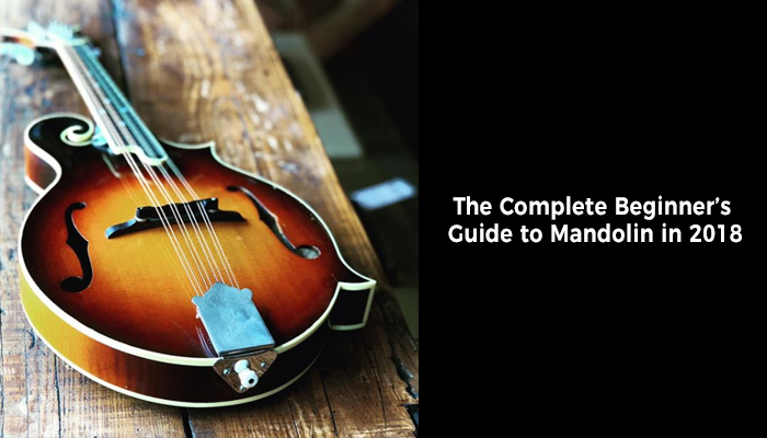 beginners guide to mandolin